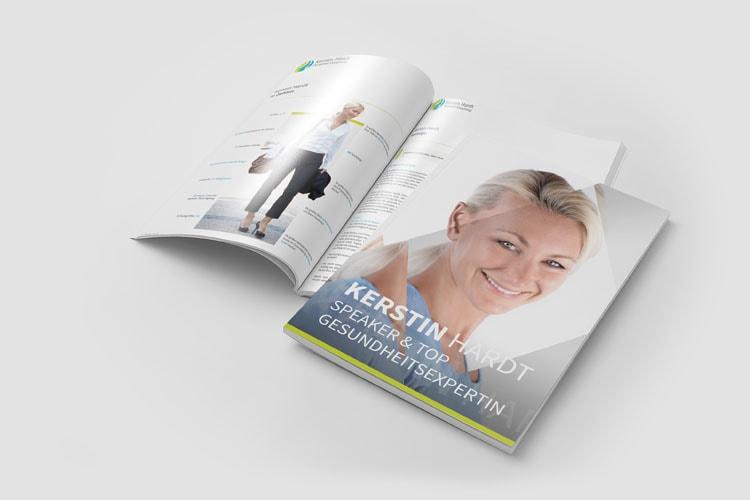 Profilbuch Kerstin Hardt, Speaker, Gesundheitsexpertin