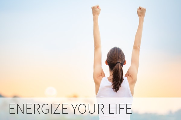 """Energize your life"" by Kerstin Hardt"