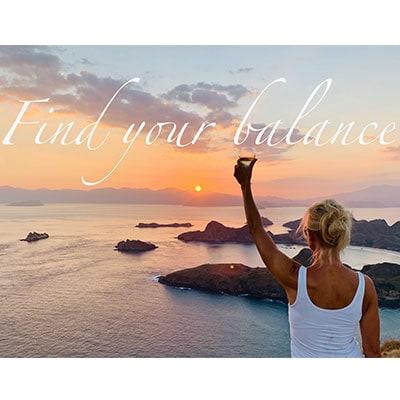 Folge 23 - Gesunde Ernährung und Meditation im Urlaub und auf Geschäftsreisen
