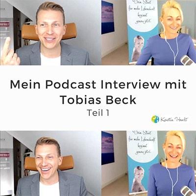 Folge 100 - Mein Podcast Interview mit Tobias Beck (Teil 1)