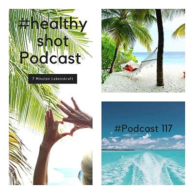 Folge 117 - #healthy shot: Dein Affirmationssatz - so erhöhst Du Deine Energie