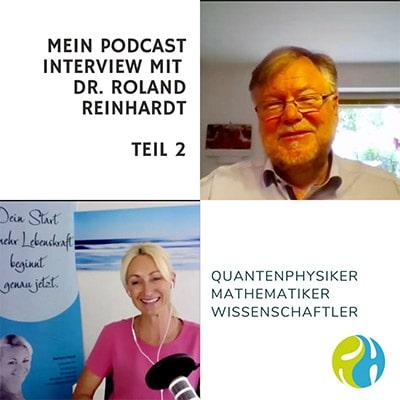 Folge 129 - Podcast Interview mit Dr. Roland Reinhardt (Teil 2)