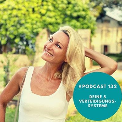 Folge 132 - Deine 5 mächtigen Verteidigungssysteme, die für Anti-Aging, Gesundheit und Heilung verantwortlich sind