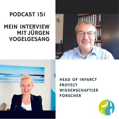 Folge 151 - Mein Interview mit Jürgen Vogelgesang von Infarct Protect