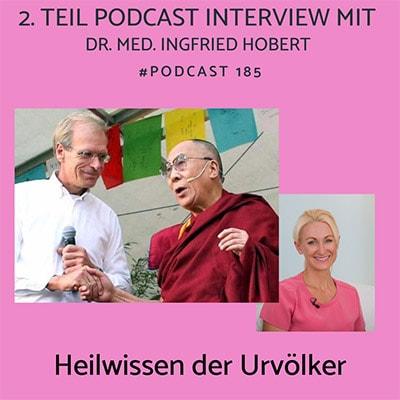Folge 185 - 2. Teil Podcast Interview mit Dr. Hobert